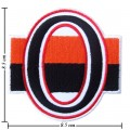 Ottawa Senators Style-2 Embroidered Iron On Patch