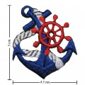 Anchor Style-5 Embroidered Iron On Patch