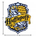 Harry Potter Hufflepuff House Style-1 Embroidered Iron On Patch