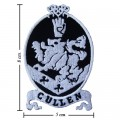 Twilight Cullen Family Style-1 Embroidered Iron On Patch
