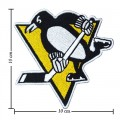 Pittsburgh Penguins Style-1 Embroidered Iron On Patch