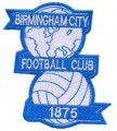 Birmingham Style-1 Embroidered Iron On Patch
