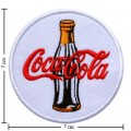 Coca Cola Coke Style-3 Embroidered Iron On Patch