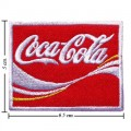 Coca Cola Coke Style-6 Embroidered Iron On Patch