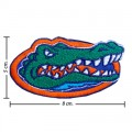 Florida Gators Style-1 Embroidered Iron On Patch