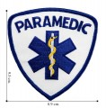 Emergency Medical Technician Style-4 Embroidered Iron On Patch