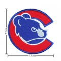 Chicago Cubs Sport Style-7 Embroidered Iron On Patch