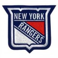 New York Rangers Team Style-1 Embroidered Iron On Patch