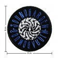 Soundgarden Music Band Style-1 Embroidered Iron On Patch