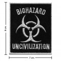 Biohazard Music Pop Rock Music Band Style-3 Embroidered Iron On Patch