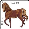 Horse Style-2 Embroidered Iron On Patch