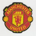 Manchester United Style-1 Embroidered Iron On Patch