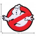 Ghost Busters Movie Style-1 Embroidered Iron On Patch