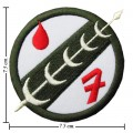 Star Wars Boba Fett Mandalorian Style-2 Embroidered Iron On Patch