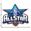 NBA All-Star Game 2009-2010 Embroidered Iron On Patch