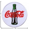 Coca Cola Coke Style-2 Embroidered Iron On Patch