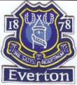 Everton Style-1 Embroidered Iron On Patch
