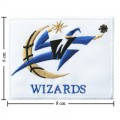 Washington Wizards Style-1 Embroidered Iron On Patch