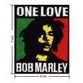 Bob Marley A Reggae Ska Band Style-8 Embroidered Iron On Patch