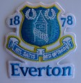 Everton Style-2 Embroidered Iron On Patch