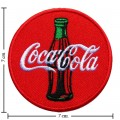 Coca Cola Coke Style-1 Embroidered Iron On Patch